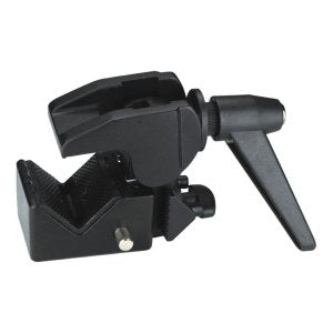 "SUPER CLAMP WITH HANDLE WITH 5/8"" SOCKET & 1/4 FEMALE"