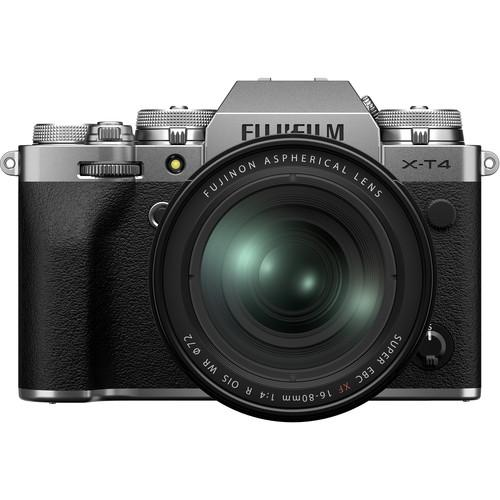 X-T4 Mirrorless Digital Camera