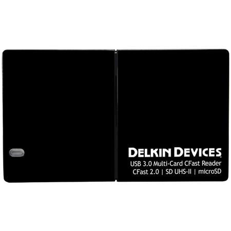 Delkin Devices CFast Multi Reader