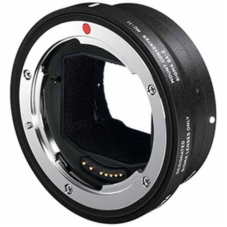 Sigma Mc-11 adapter for Canon