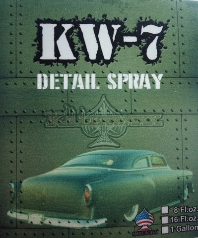 DETAIL SPRAY-KW-7