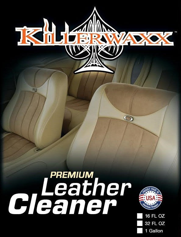 INTERIOR-PREMIUM LEATHER CLEANER