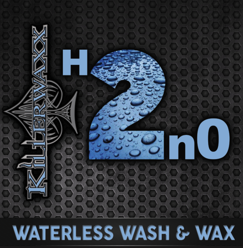 H2nO Waterless Wash and Wax