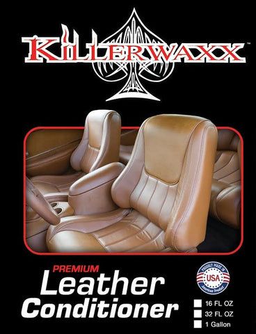 INTERIOR-PREMIUM LEATHER CONDITIONER