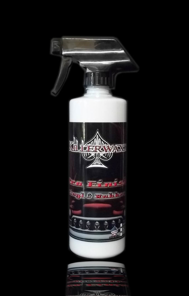 INTERIOR-Pro Finish  Vinyl & Leather Cleaner