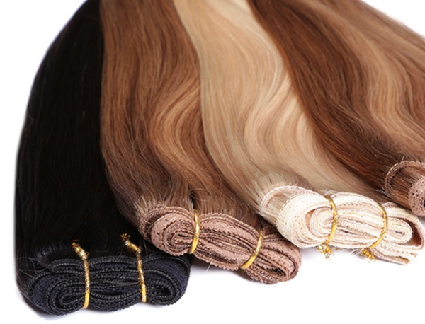 King Double Wefts (Double Drawn)