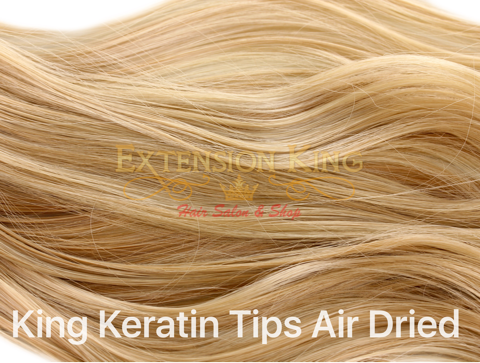 King Keratin Tip Strands (Double Drawn)
