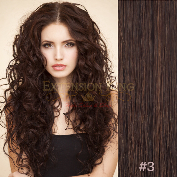 King Jackson Wavy Wefts - Virgin Indian Hair
