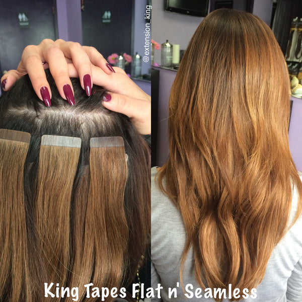 King Tapes European Hair