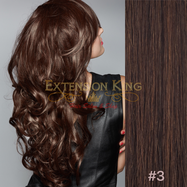 King Double Wefts European Hair