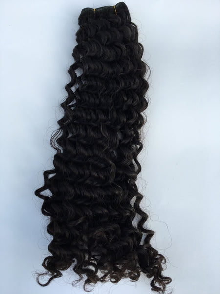 King Curly Double Wefts