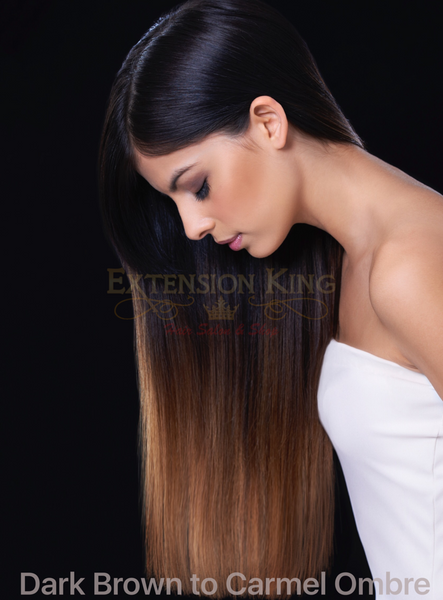 King Ombre Clip-ins