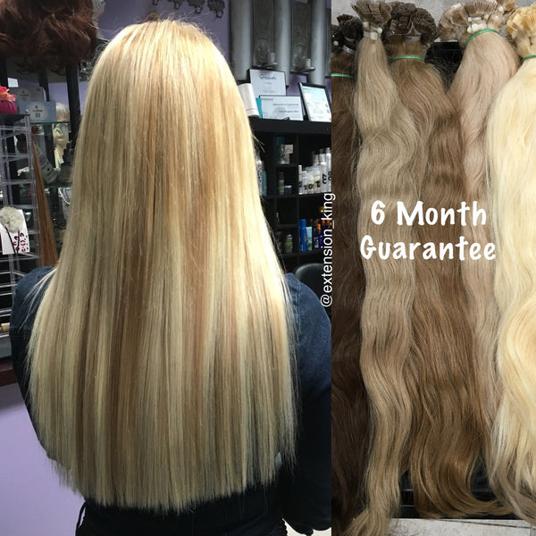 Baby Russian Strands (Blondes to Browns)