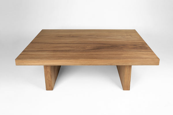 Flat Top Coffee Table