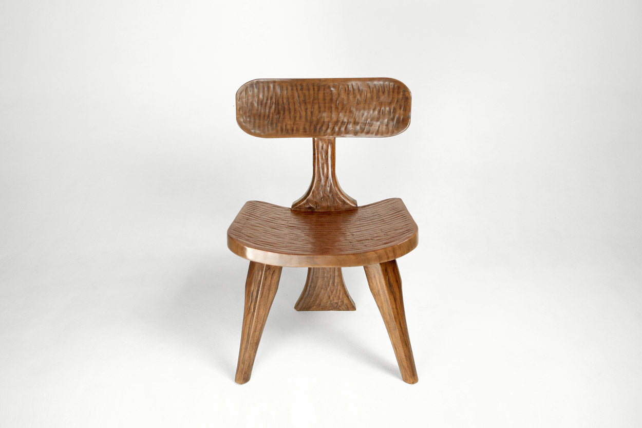 African Styled Chair- Natural