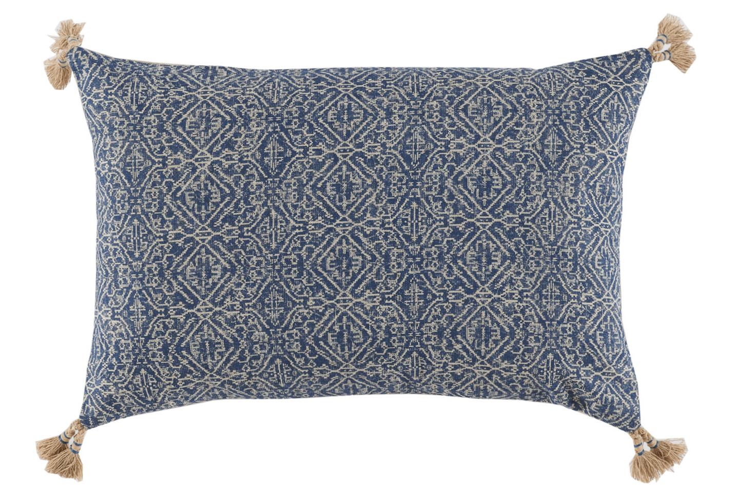 Priya India Blue Lumbar