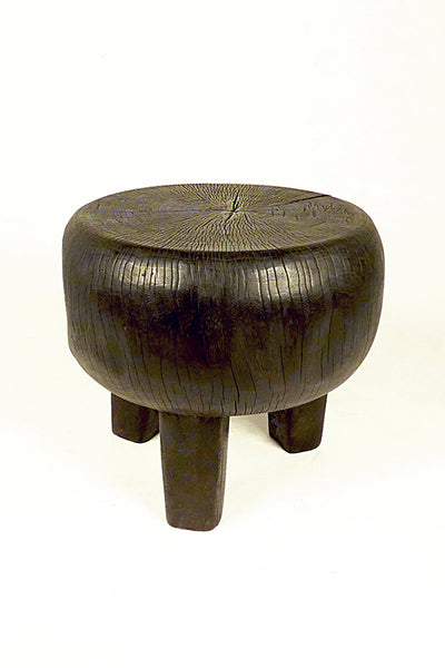 Rustic Natural Wood Stools