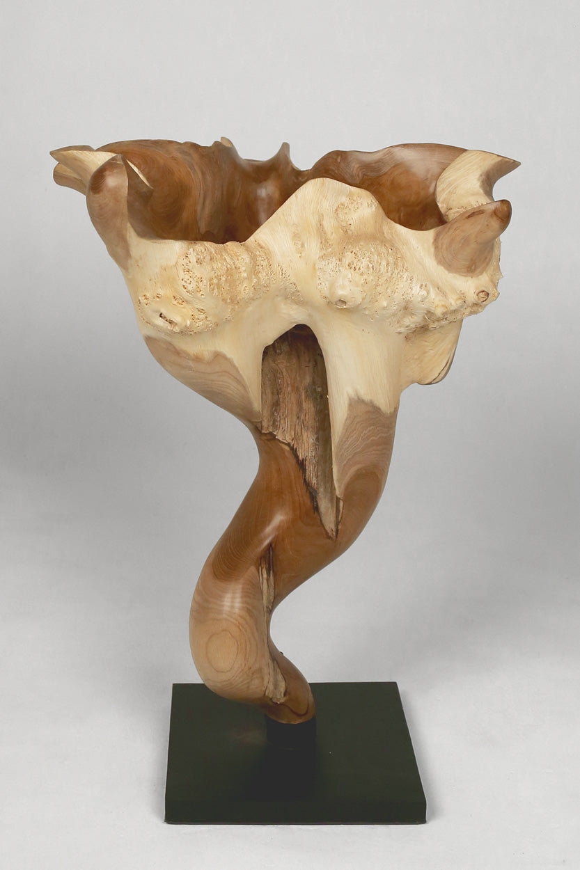 Teak Wood Sculpture II