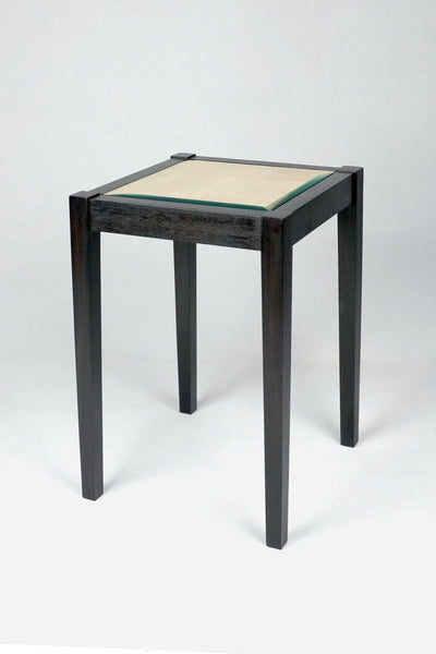 Shagreen Drink Table