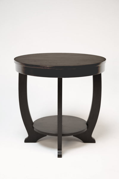 Bow Leg Side Table