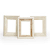 Hand Carved Natural Bone Mosaic Frame Collection