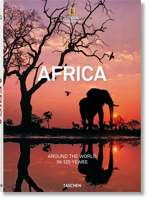 AFRICA by Nat Geo Coffee Table Book