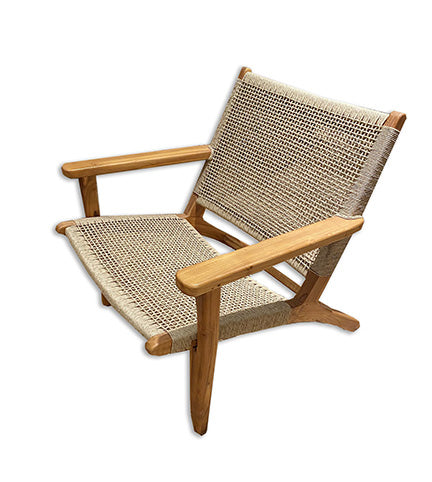 Synthetic Rattan Outdoor Reading Chair