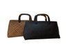 Oblong Rattan Bag (Standard Handle)