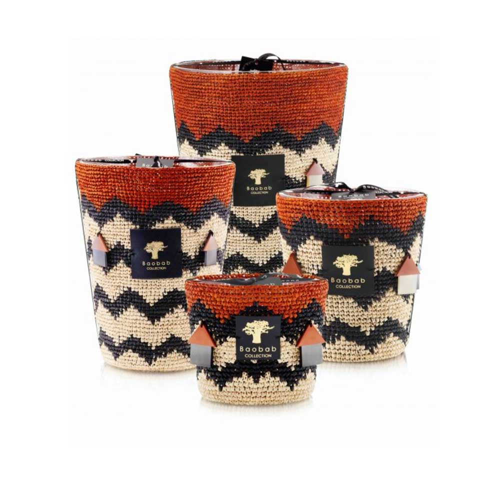 Baobab Limited Edition Candles- Trano Mabhoga