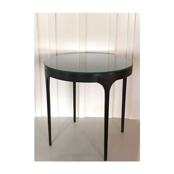 Modern Thin Leg Round Table