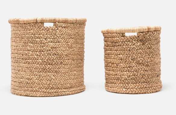 Large Woven Basket Collection