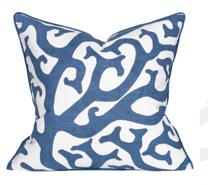 Coral Cove Pillow