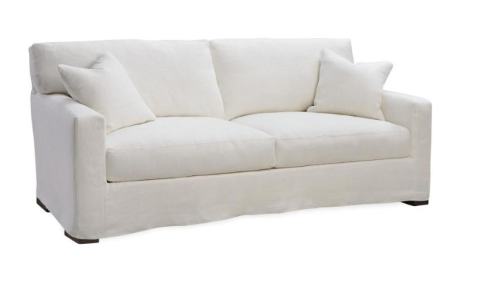 Santai Sofa in Riva White
