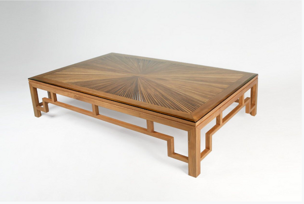 Fan Coffee Table Natural