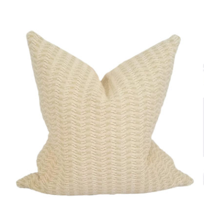 Textured Island Pillow