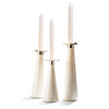 Natural Bone Candle Holder