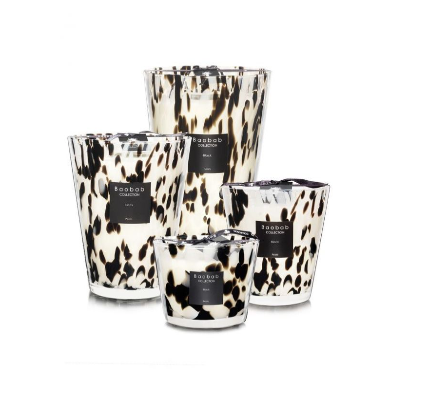 Baobab Candle Collection - Black Pearls