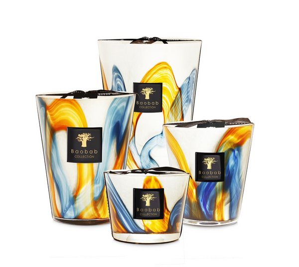 Baobab Candle Collection - Nirvana Holy