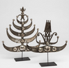 Frontal Crown Ornament Sculptures