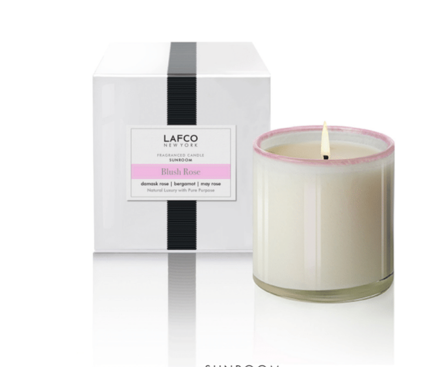 LAFCO Candle- Blush Rose