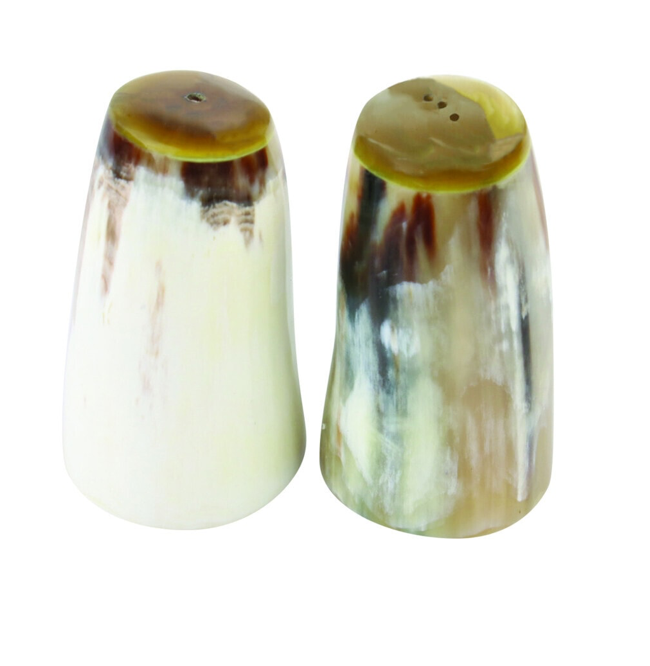Horn Salt & Pepper Shaker