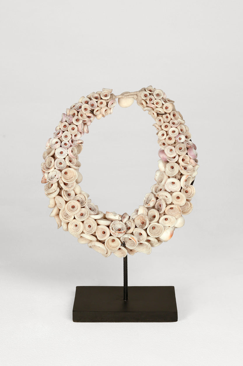 Papua Shell Necklace Sculpture