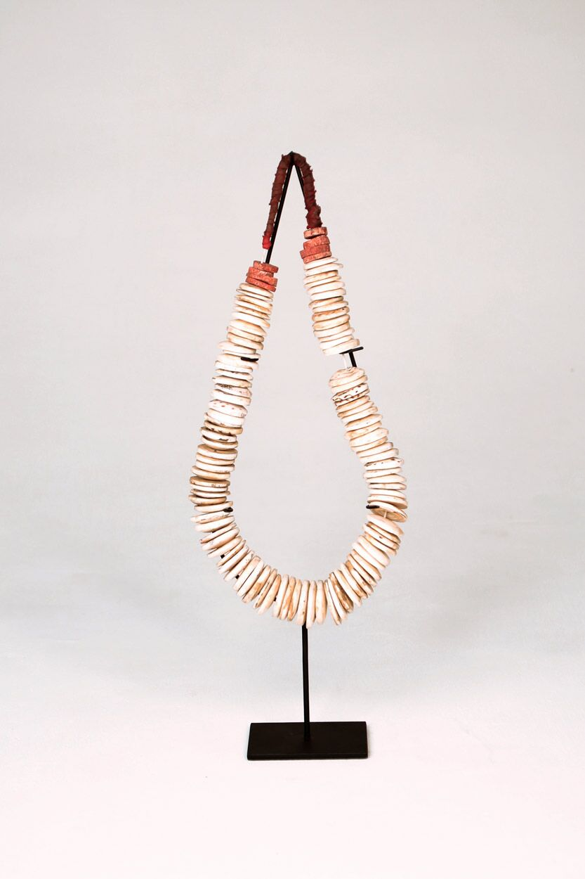 Papua Tribal Shell Necklace
