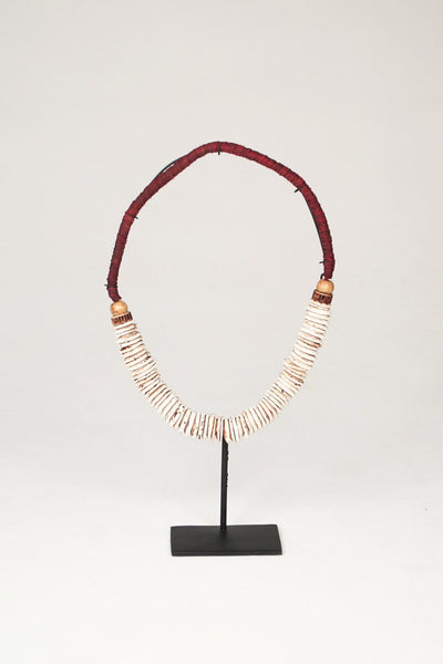 Papua Tribal Necklace Sculpture