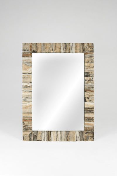 Rectangle Onyx Mirror