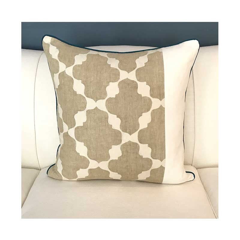 WZ by Walker Zabriskie - Woodcut Pillow Collection