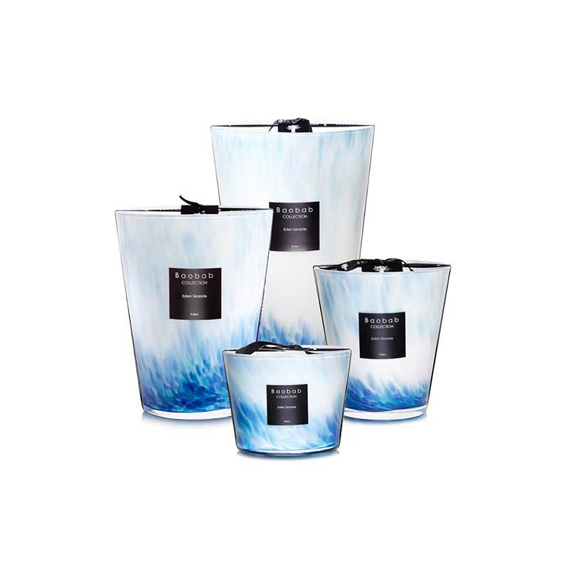 Baobab Candle Collection - Seaside Scent