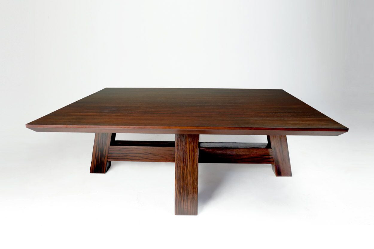 Thick Ulin Coffee Table