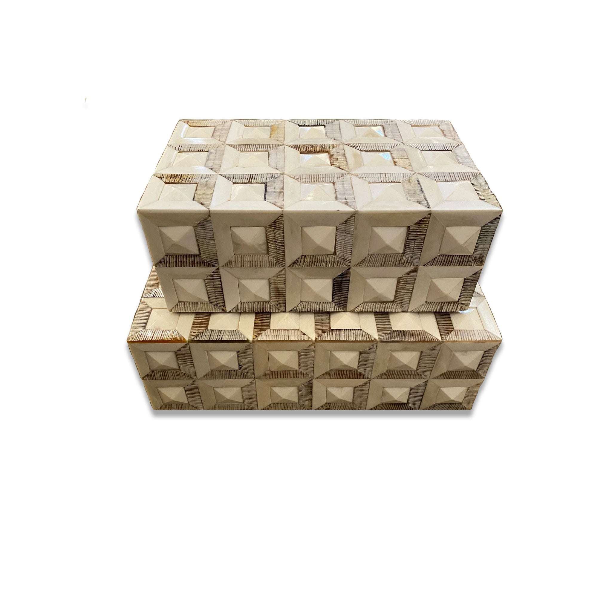 Square Diamond Box