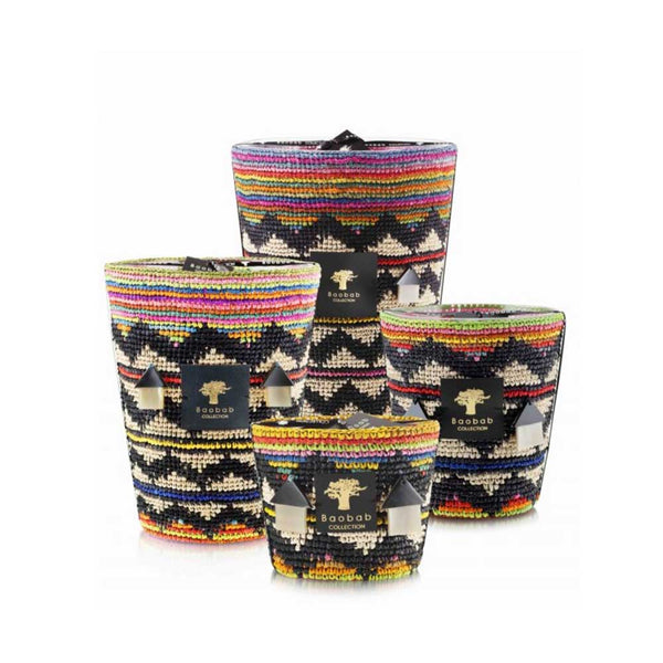 Baobab Limited Edition- Trano Manala Candles